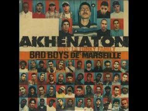Akhenaton - Bad Boys de Marseille (Version Sauvage)