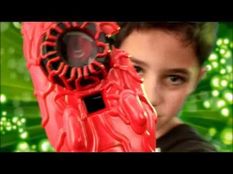 Ben10 Набор вооружения инопланетянина на руку silverlit-toys.ru