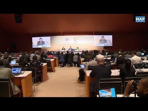 المغرب في الطليعة من أجل إرساء تعاون دولي أفضل في مجال الهجرة لويز أربور