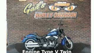 5. 2014 Harley-Davidson Softail Fat Boy Lo - Specs, Specification [motosheets]