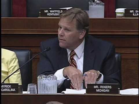 Congressman Mike Rogers' opening statement on Health Care reform in Washington DC