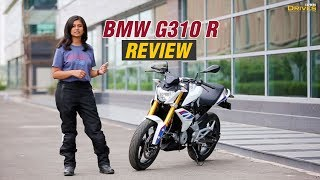 9. BMW G310 R Review: Most affordable BMW but costliest in its segment