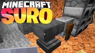 Amboss am Start & Wasserbase! Tag 3/1 - Minecraft SURO #06