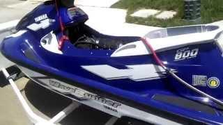 4. 1999 Yamaha GP800 Waverunner