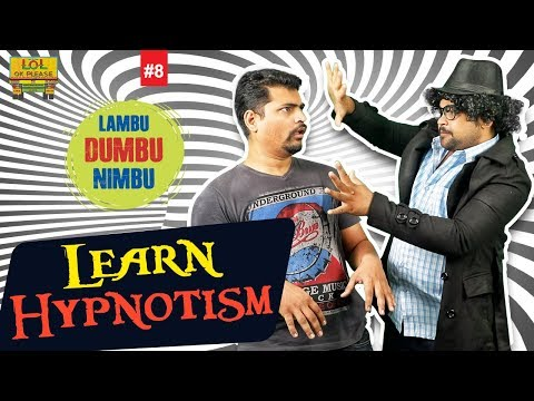 Lambu Dumbu Nimbu - Learn Hypnotism | Epi #8 | New Comedy Web Series | Lol Ok Please