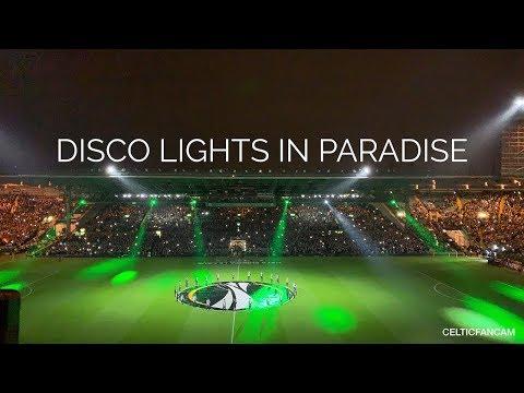 Celtic Park Disco Lights 4K