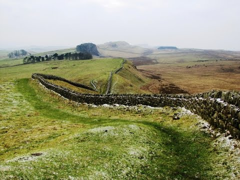 Hadrians Wall   Steel Rigg to Housesteads round | northumberland  Walks