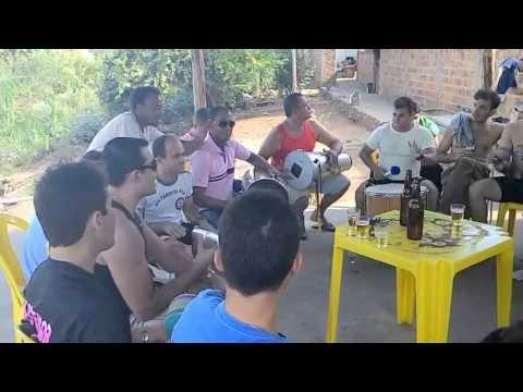 Os Irresponsáveis do Samba - Momentos em Macaúbas-BA