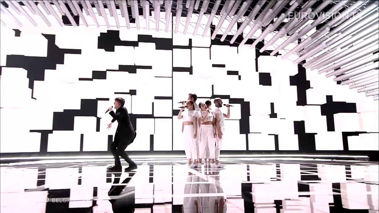 Loïc Nottet - Rhythm Inside (Belgium 2015)