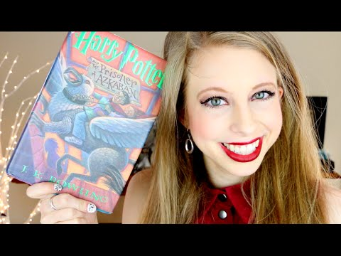 HARRY POTTER AND THE PRISONER OF AZKABAN BY JK ROWLING | booktalk wtih XTINEMAY