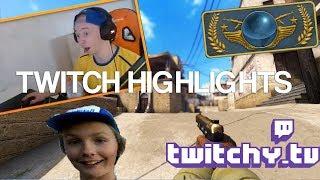 Ludicaken Twitch highlights  #1 (INSANE FLICK OCH SKRÄCKSPEL)