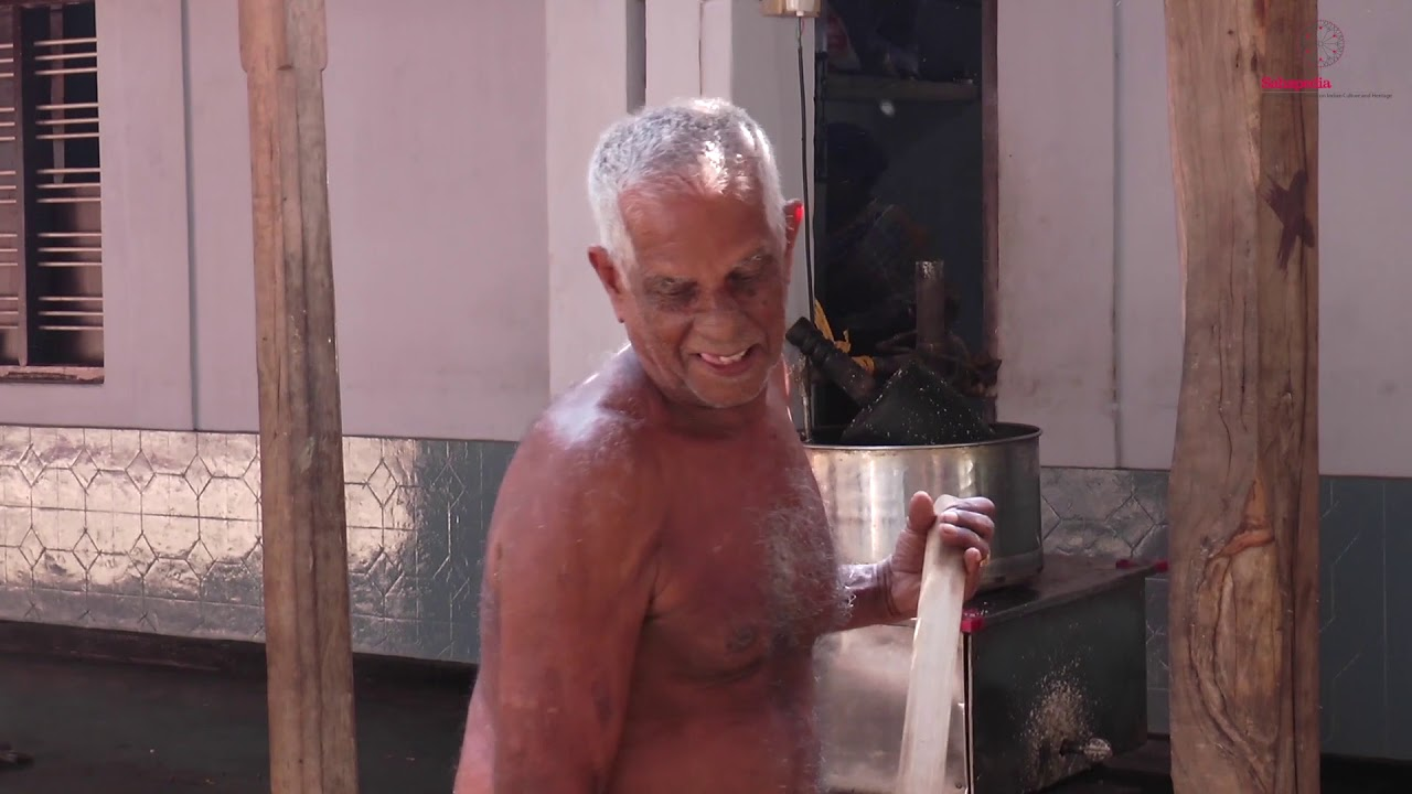 The Community Meal of Poorakkali Festival: Valiyakanji