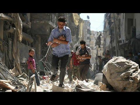 Γαλλία: Η ζωή και η καριέρα ενός Σύριου φωτογράφου