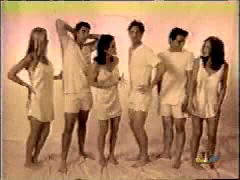 Banned Commercial   FRIENDS Cast in Underwear