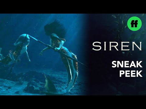 Siren Season 3, Episode 4 | Sneak Peek: The Mermaids Prepare For War | Freeform