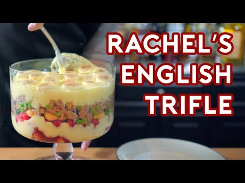 Binging with Babish: Rachel's Trifle from Friends
