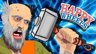 THOR'S HAMMER - Happy Wheels
