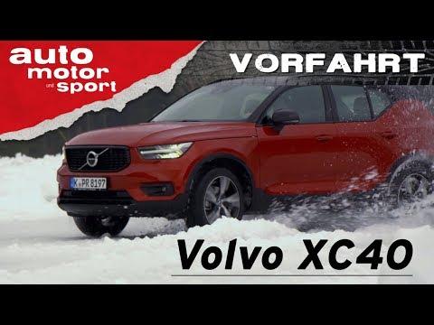Volvo XC40: Konkurrenz für Kodiaq und Tiguan? – Vor ...