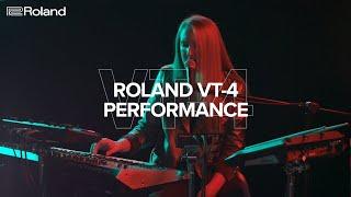 VT-4 Voice Transformer - Performance Demo