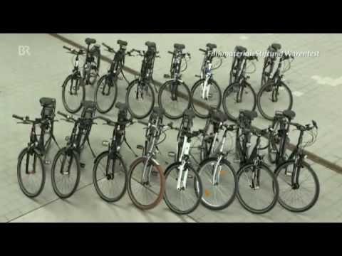 E-Bike-Test von Stiftung Warentest und ADAC