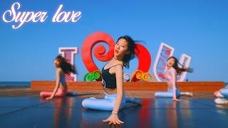Amazing Teen girls covered Superlove by Tinashe Video
