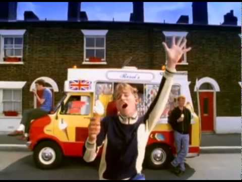 Musicless MusicVideo / BLUR - Parklife
