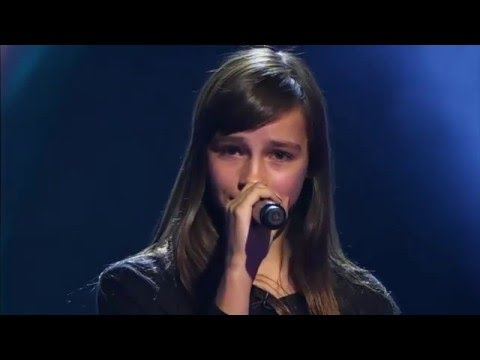 Video 14-Year Old Britt SINGS Evanescence's Bring Me To Life - Voice Kids download in MP3, 3GP, MP4, WEBM, AVI, FLV January 2017