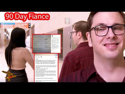 90 Day Fiance:Colt Johnson Wants No Spousal Support in Divorce Deal With Larissa Dos Santos Lima