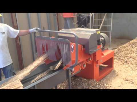 Linija za briketiranje biljnih ostataka slame i kukuruzovine : 140kg/h