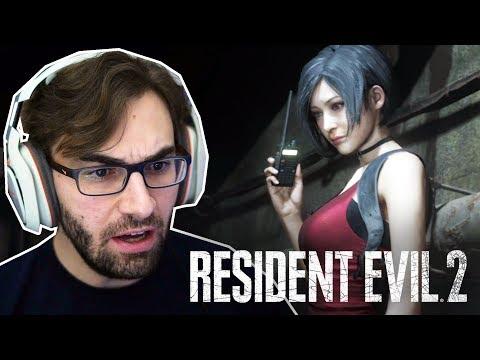 RESIDENT EVIL 2 Remake | Leon #7 - Ada e Leon em Perigo! (Gameplay Português PT-BR)
