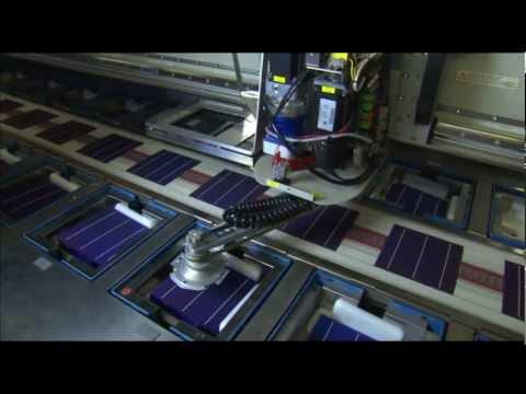 ECOVERTEC: fabrication panneaux solaires photovoltaique Solarworld 2