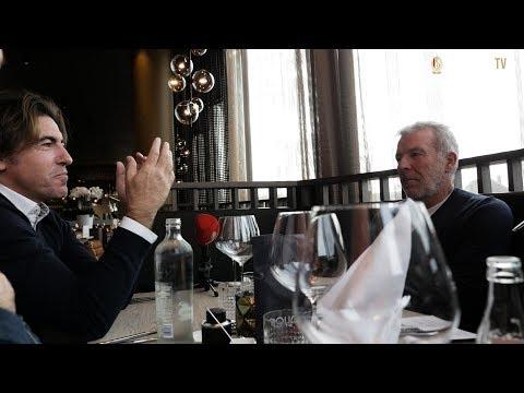 Sá Pinto rencontre Gerets