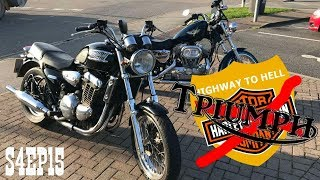 10. Forget the Harley, lets take the Triumph Thunderbird! :)