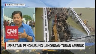 Video Kronologi Ambruknya Jembatan Lamongan-Tuban MP3, 3GP, MP4, WEBM, AVI, FLV April 2018