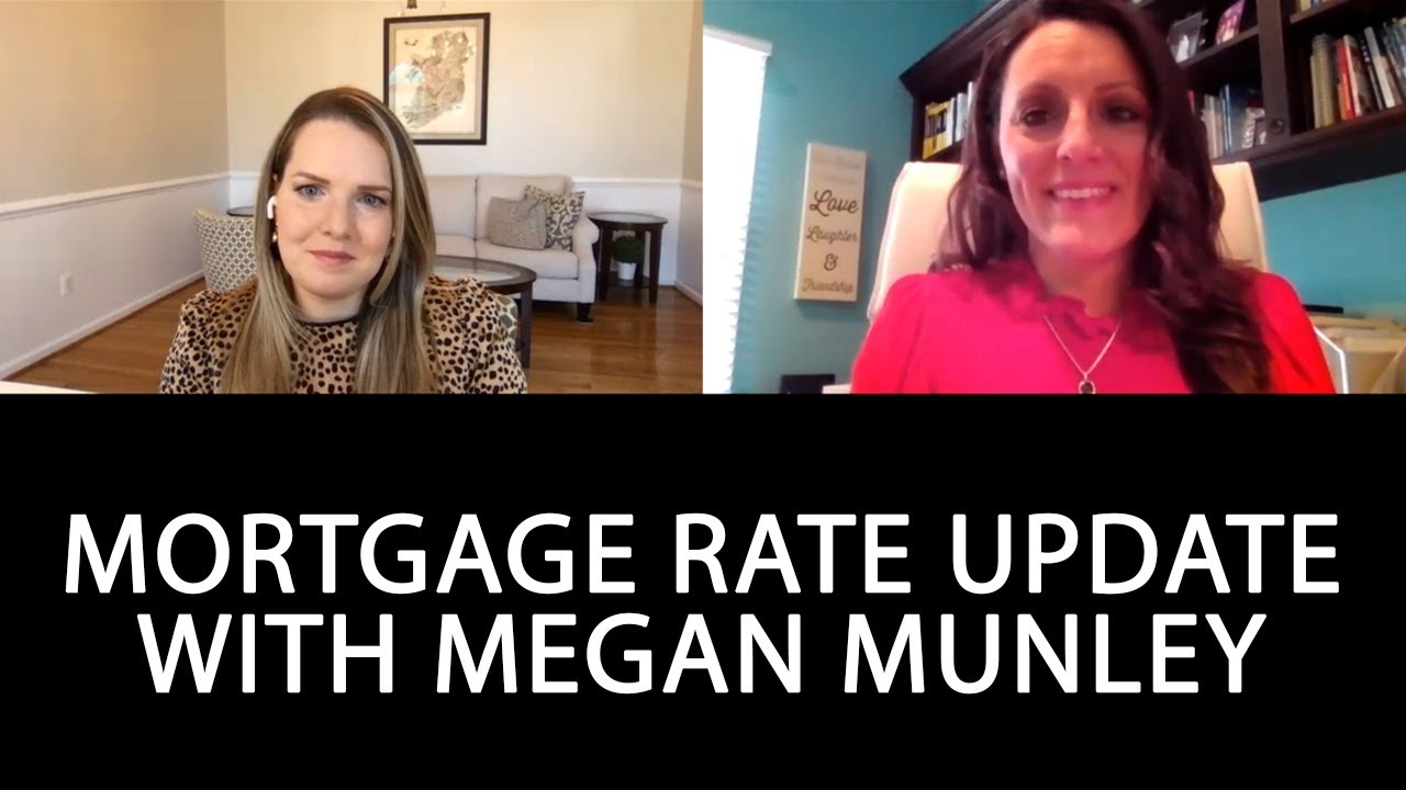 A Deep Dive Into Mortgage Rates With Megan Munley