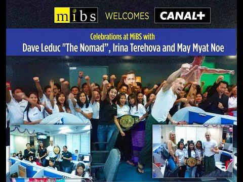 Team Development Activities for MIBSIANS | MIBS | Mascon Myanmar