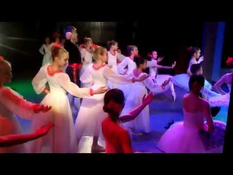 за кулисами ,балетная студия Престиж, Магия балета, Сумы 2019