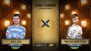 Allad vs NickChipper, game 1