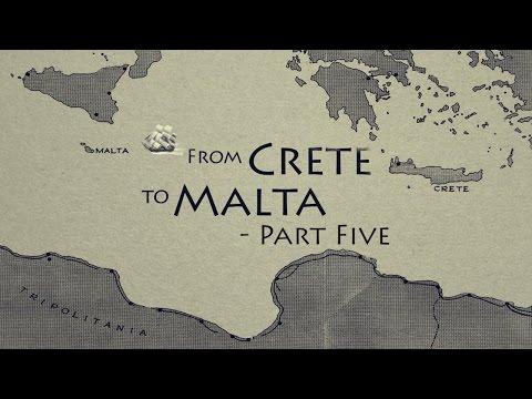 245 - From Crete to Malta - Part 5 - Walter Veith