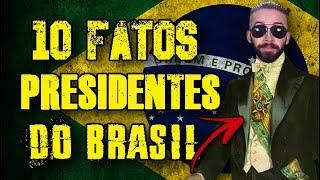 Fala, Brasil! TV Imperial no ar e hoje novo vídeo do quadro em que falo 10 verdades pouco conhecidas sobre determinado assunto, o #10FATOS. E dessa vez vamos com #10FATOS – SOBRE OS PRESIDENTES DO BRASIL. Então agora já deixa seu like, se inscreva, e vamos logo ao que interessa.Segue lá 😎✯ Facebook: https://goo.gl/lLOs9T✯ Google+: https://goo.gl/G6S4YF
