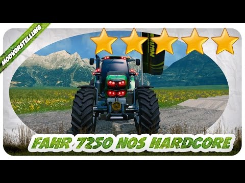 Driving 7250 NOS Hardcore v3.0 Last Edition