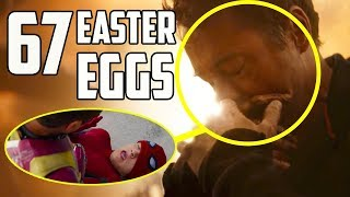Video Avengers: Infinity War: Every Easter Egg and Ending Explained MP3, 3GP, MP4, WEBM, AVI, FLV Mei 2019