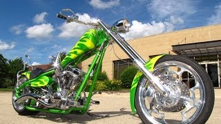 9. 2006 AMERICAN IRONHORSE LSC CUSTOM CHOPPER