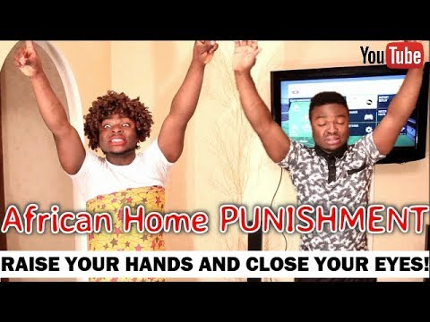 When You Get Punished In An African Home
