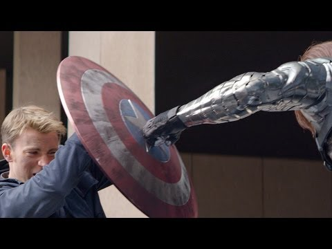 Captain America: The Winter Soldier (UK Trailer 2)