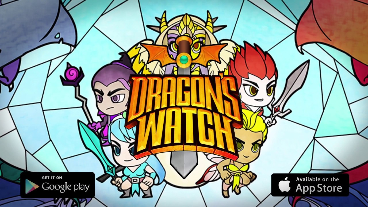 'Dragon's Watch' is a Social RPG Designed for Western Audiences