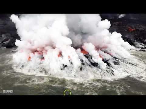 Weather RADAR detects large fireball - Quakes intensifying at KilaueaMauna Loa
