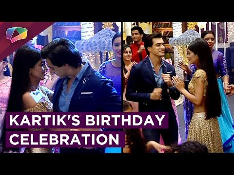 Naira's SURPRISE for Husband Kartik | Yeh Rishta K
