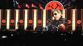 Roger Waters The Wall  In The Flesh   Run Like Hell Live Paris 2013 France