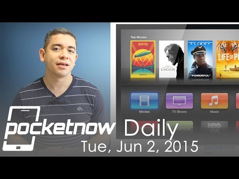 Galaxy s6 plus, apple tv subscription, tag heuer wearable & more - pocketnow daily